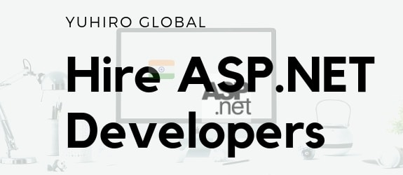 ASP.NET Development in India