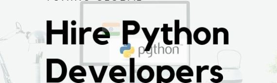 Hire Python Developers from India