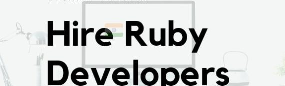 Hire Ruby on Rails Developers from India